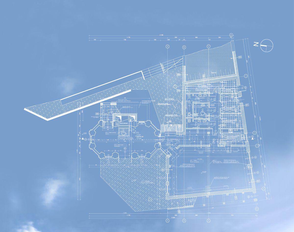 BUKA Architektura wieża ciśnień rzut