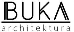 BUKA architektura logo